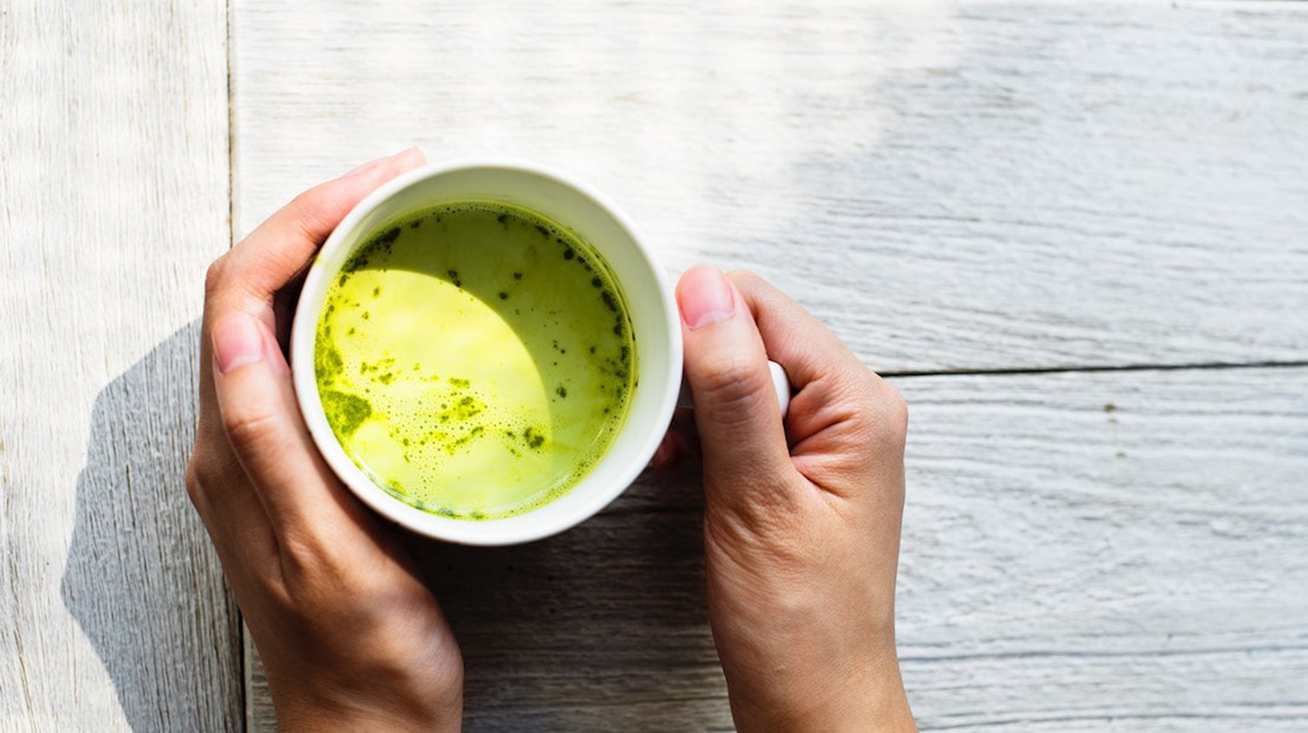 The Health Benefits of Matcha Green Tea