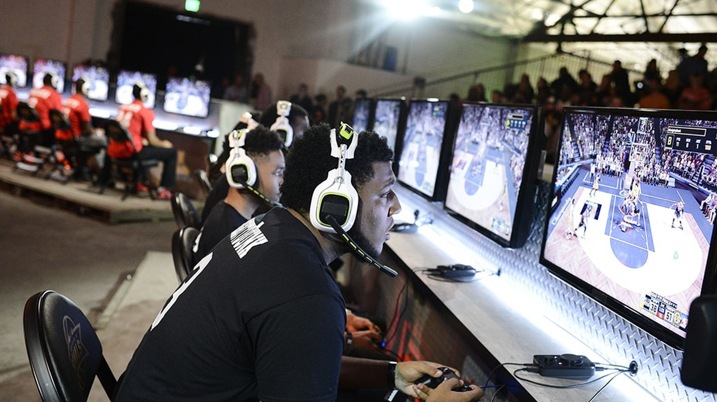 The NBA 2K League begins in May | Dan Steinberg/Invision/AP/REX/Shutterstock