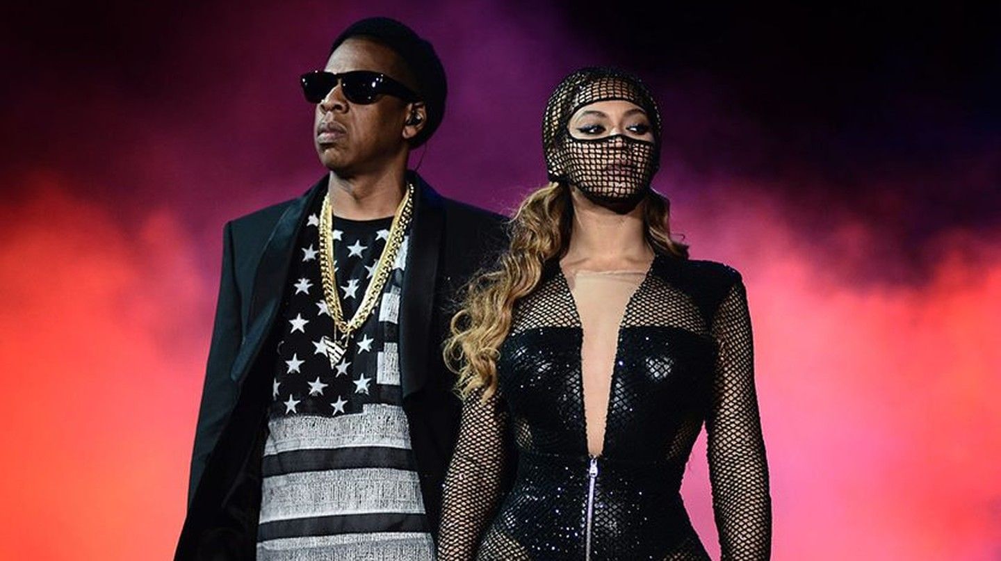Beyoncé and Jay-Z are heading off on tour together