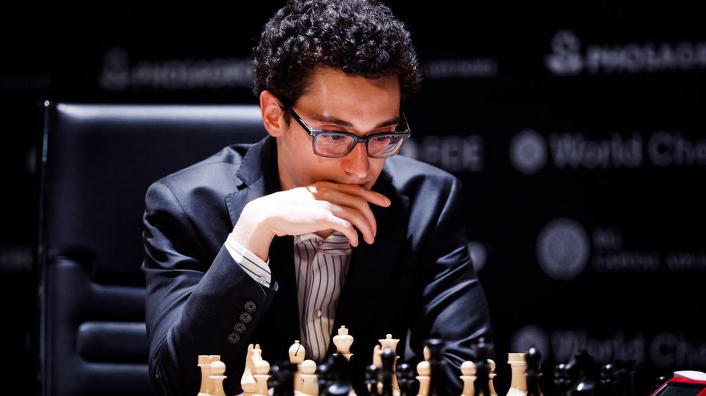 Fabiano Caruana | © World Chess