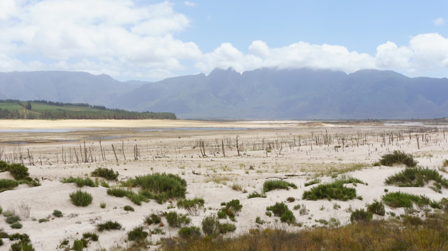 Theewaterskloof Dam