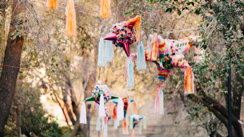 Pinatas, Mexico City | © erlucho/Shutterstock