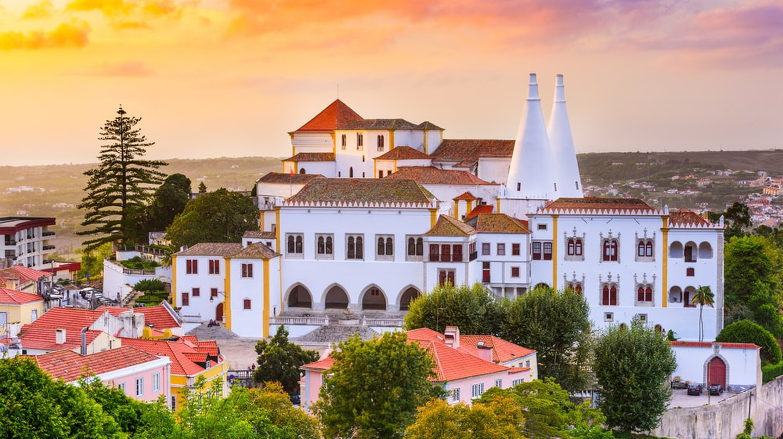 Palace of Sintra | © Sean Pavone / Shutterstock