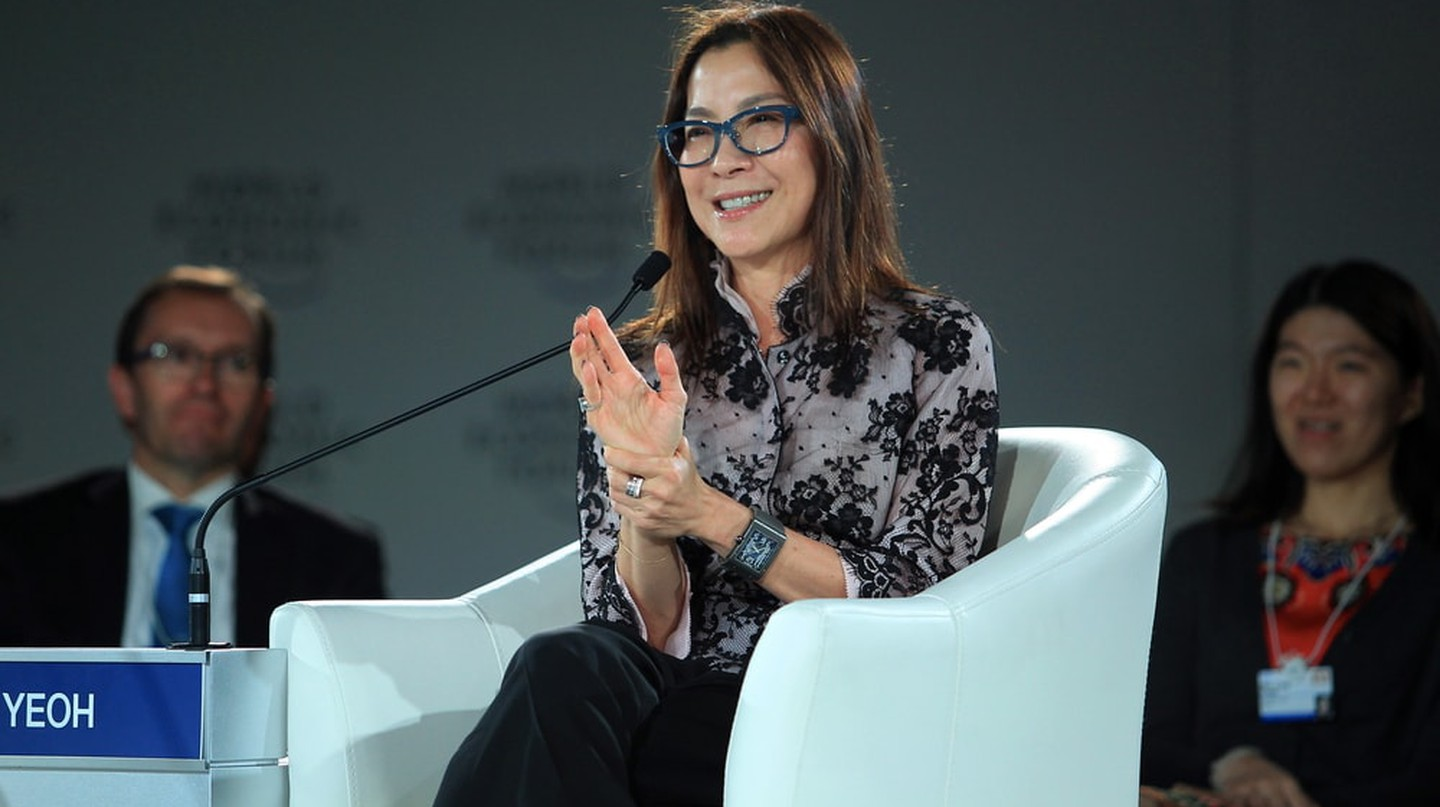 Actress Michelle Yeoh | © Shahjehan / Shutterstock