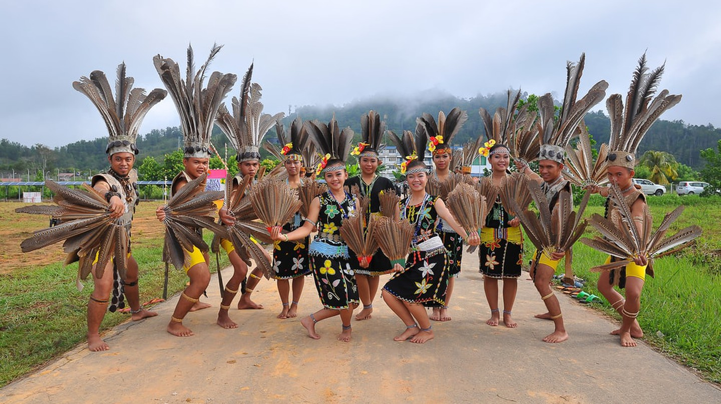 The Ethnic costume of Murut from Sabah | © jaiman taip / Shutterstock