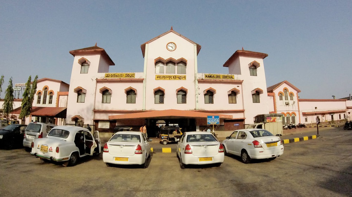 Mangaluru Central Railway Station