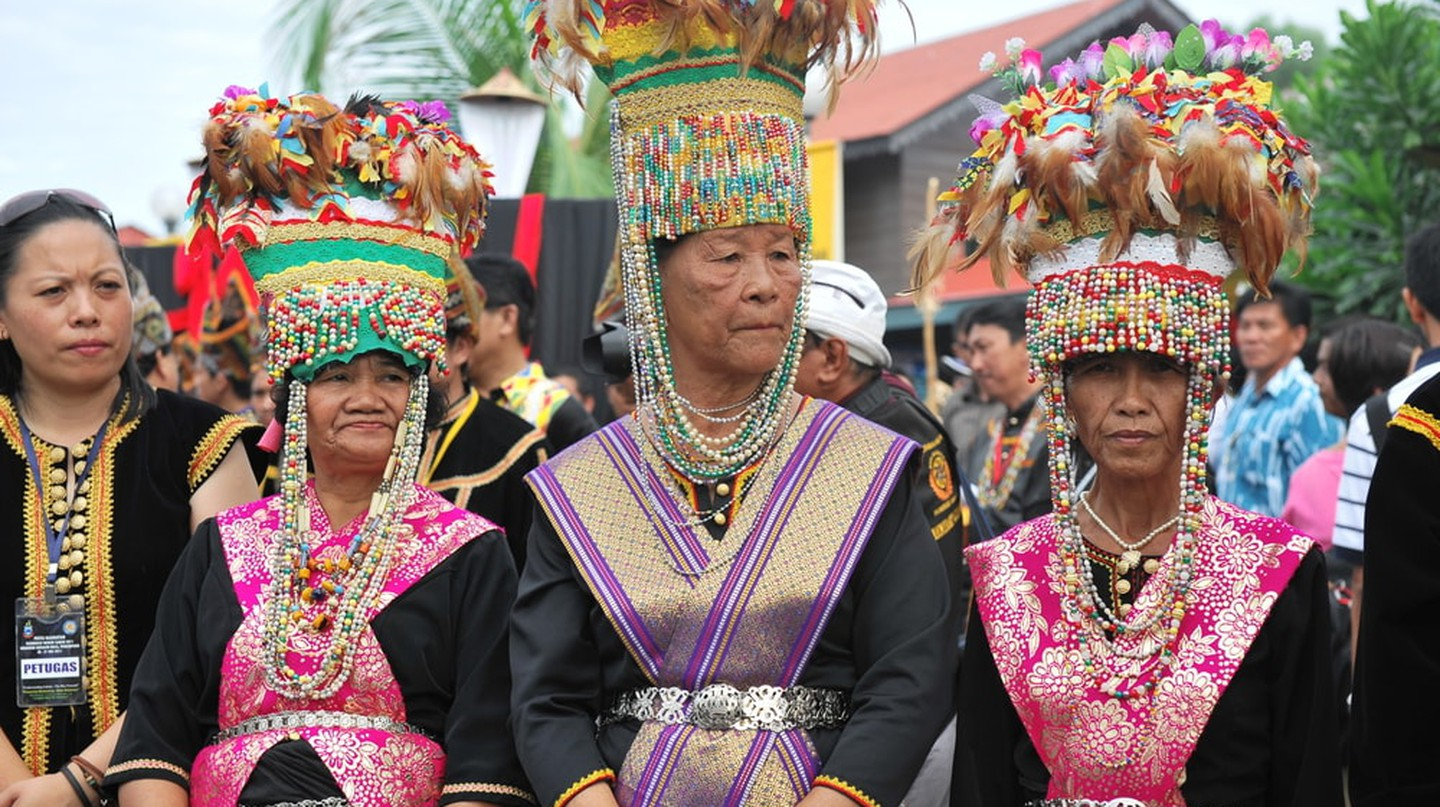 Bobohizan during the Harvest Festival in Sabah | © Augustine Bin Jumat / Shutterstock