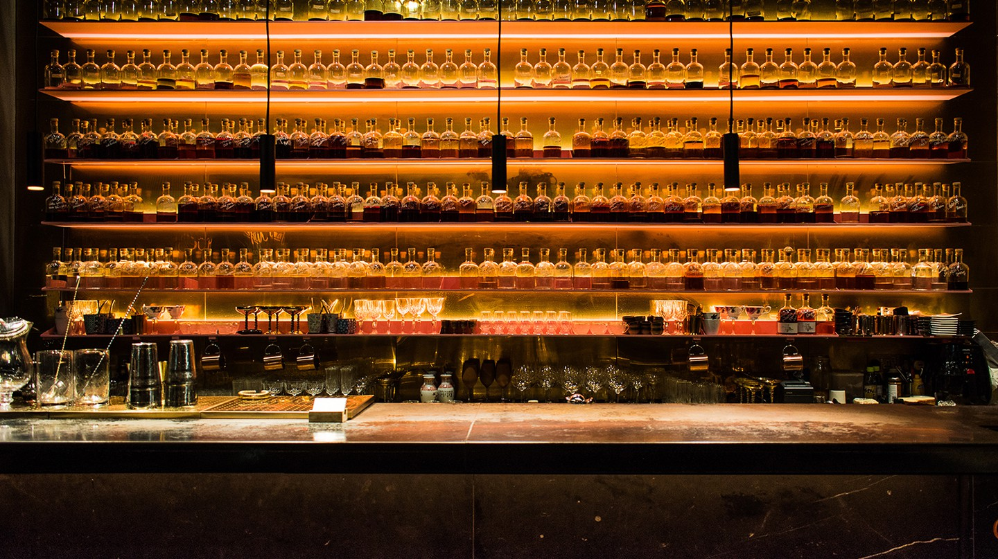 The 10 Best Cocktail Bars in Singapore