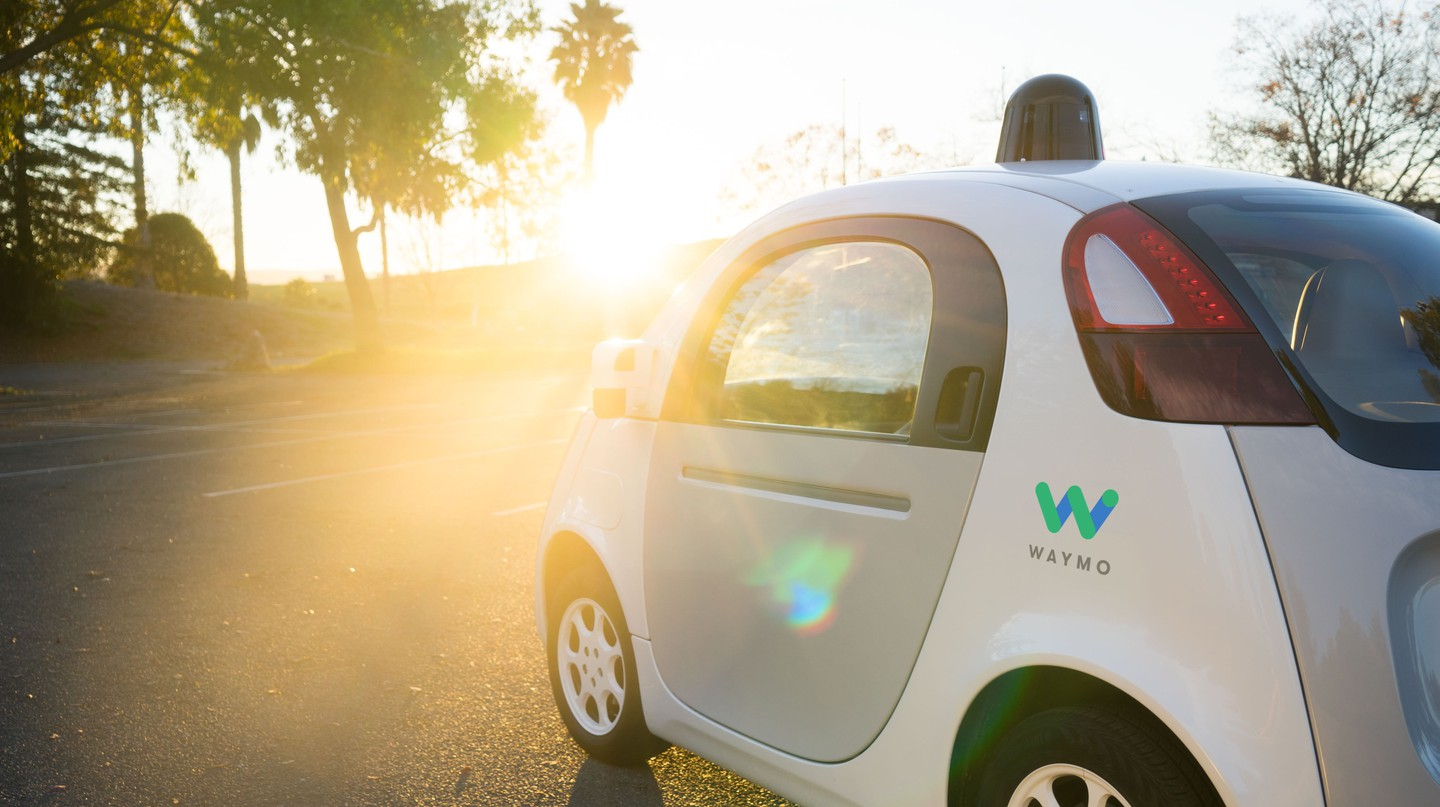 Waymo is one of the companies developing self-driving cars | © Waymo