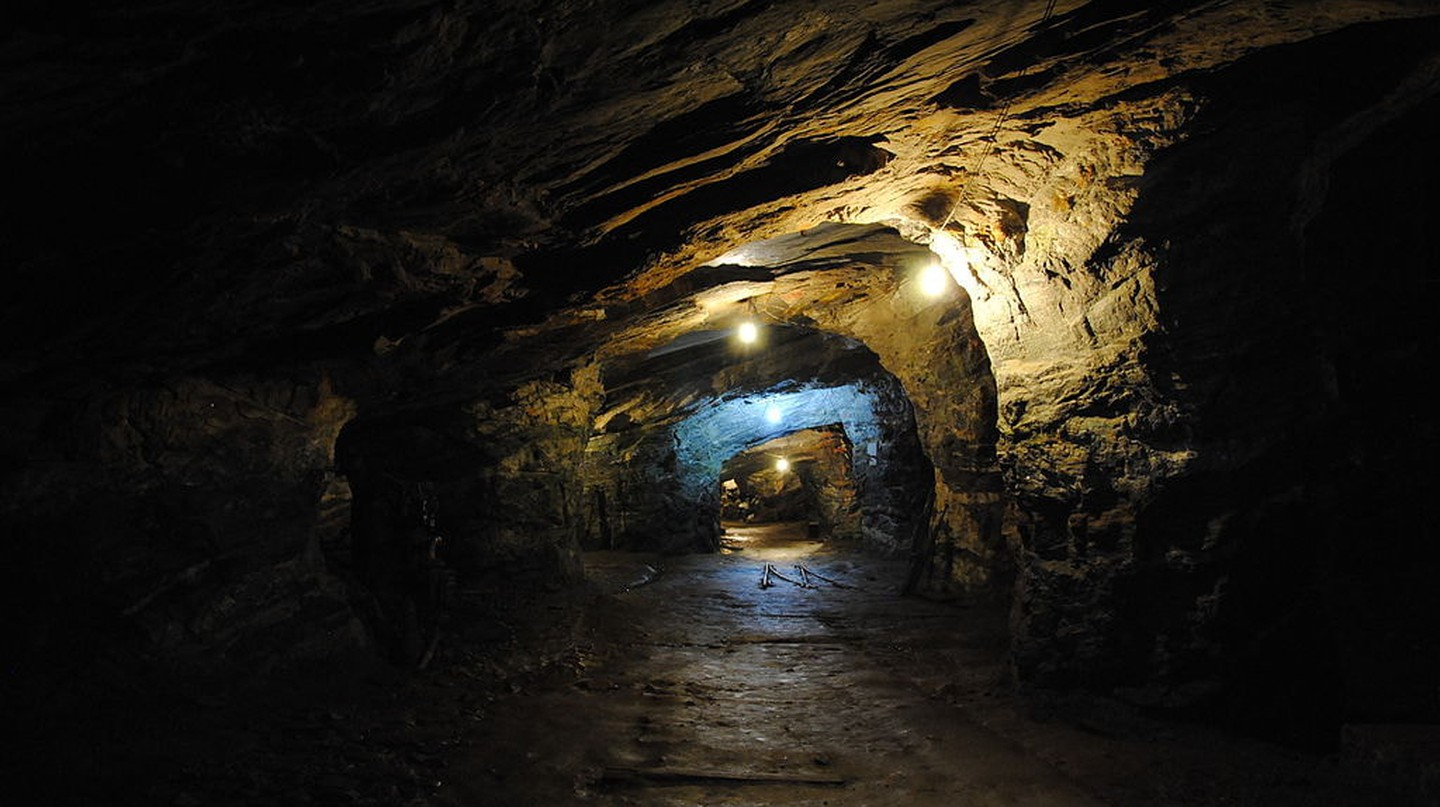 Mina da Passagem, just outside of Ouro Preto is the largest gold mine open to the public in the world