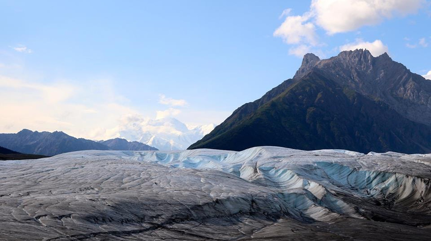 Root Glacier, near Kennicott, Alaska | © Bailey Berg