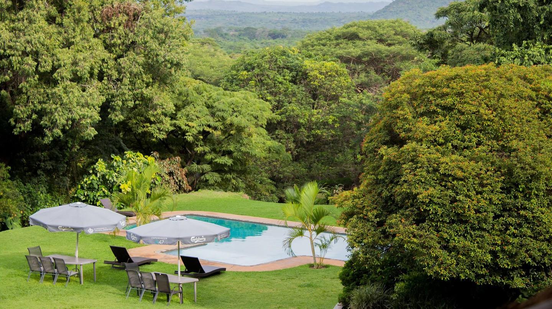 Poolside at Kumbali Country Lodge