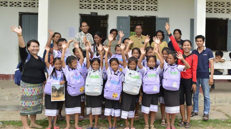 Nongkalong School Girls