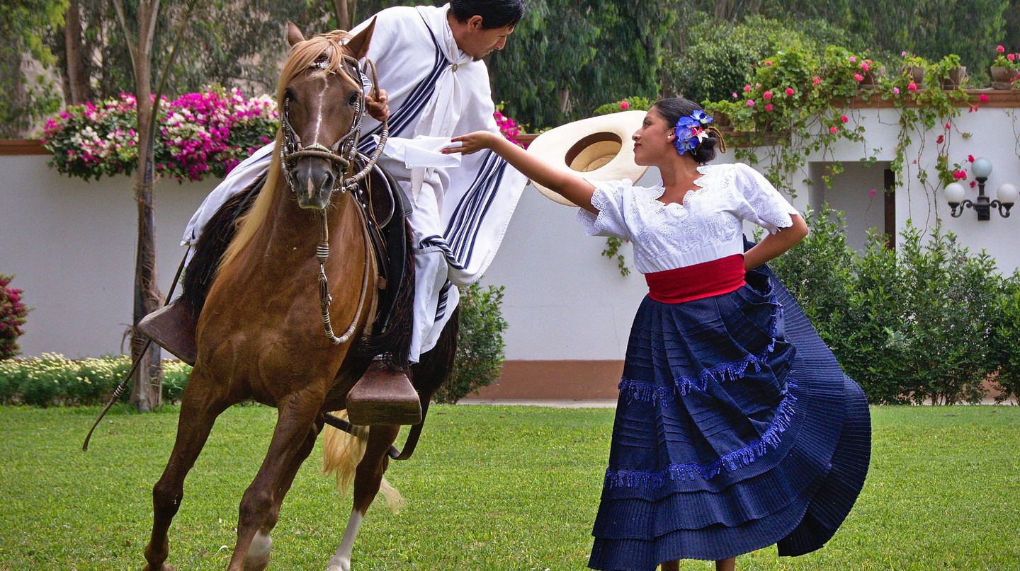 Enjoy the spectacle at Peru's 5-day horse festival