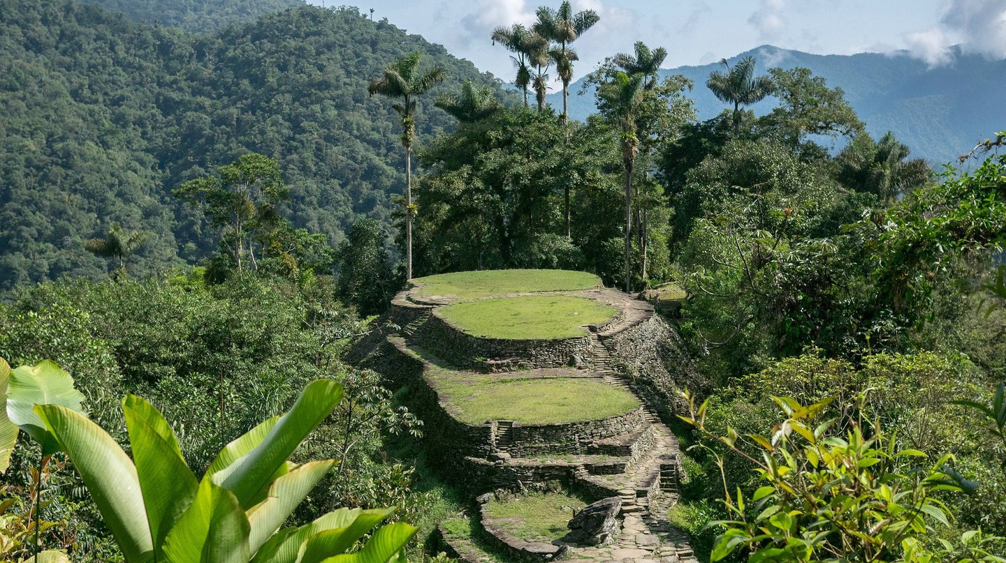 The Lost City, Colombia