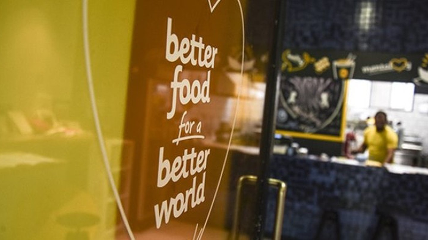 Better food for a betterworld, Mentaleaty, Athens