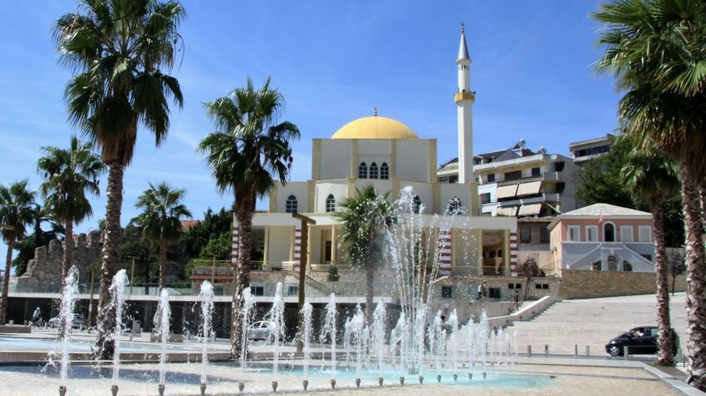 The Great Mosque of Durrës