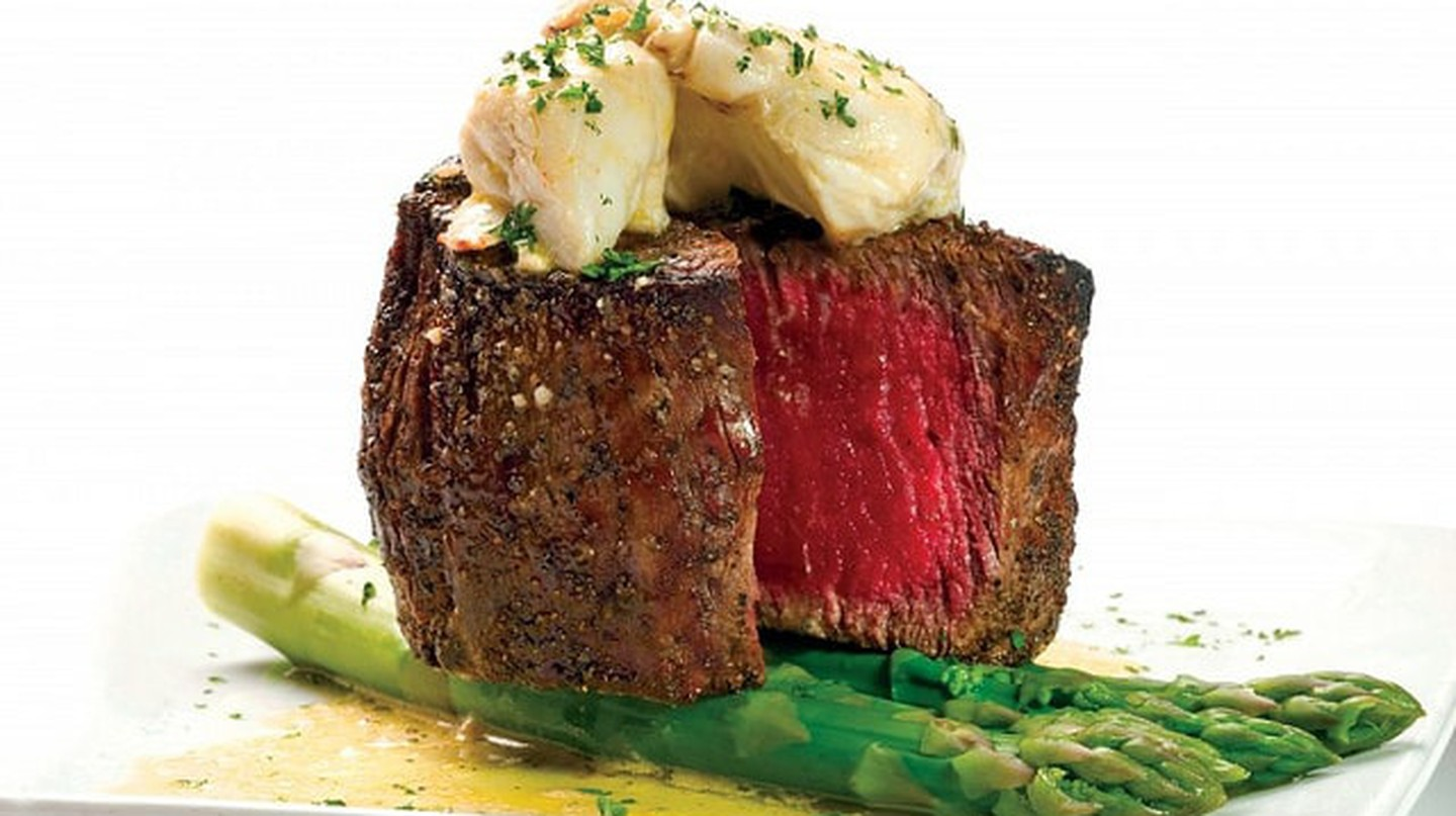 Perry's Steakhouse & Grille is one of many upscale restaurants in Dallas' Uptown