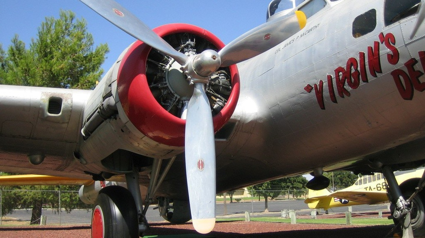 Castle Air Museum in Merced County
