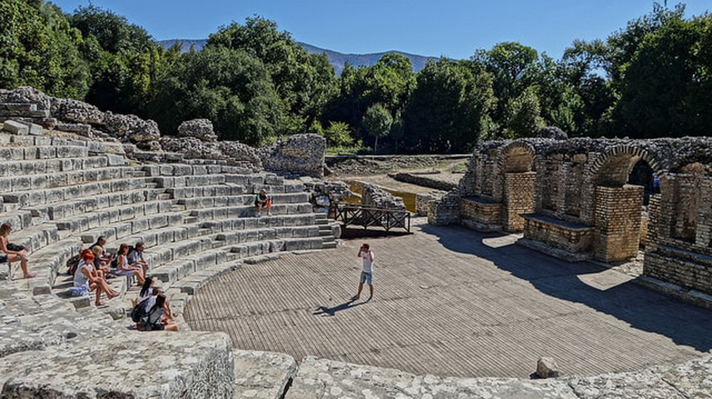 The Archaeological Park of Butrint