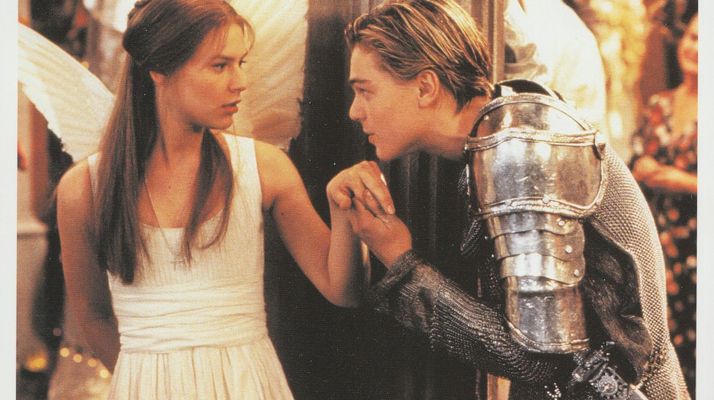 Scene from Romeo + Juliet