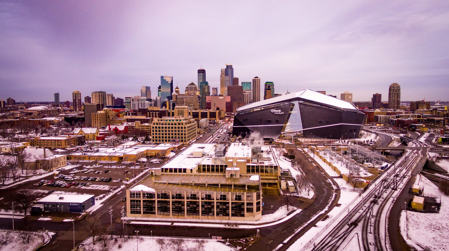 Minneapolis in winter | © Groveland Media / Flickr