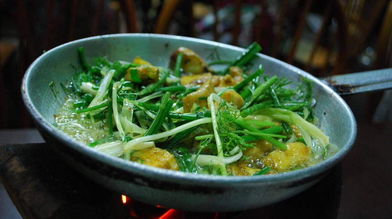 Hanoi's wonderful Cha Ca