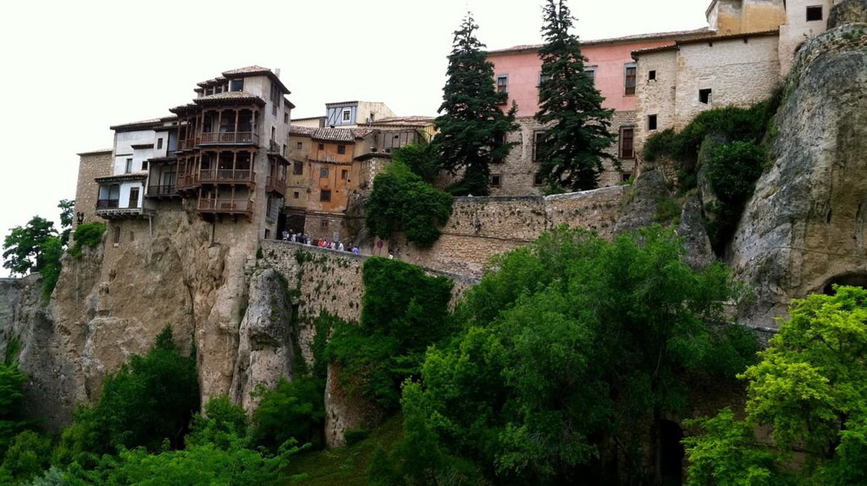 Visit the Hanging Houses of Cuenca in Spain