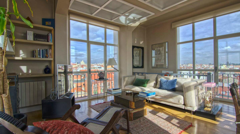 Apartment in Lavapiés, Madrid