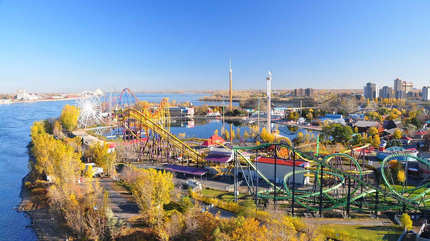 Have a fun-filled day at La Ronde