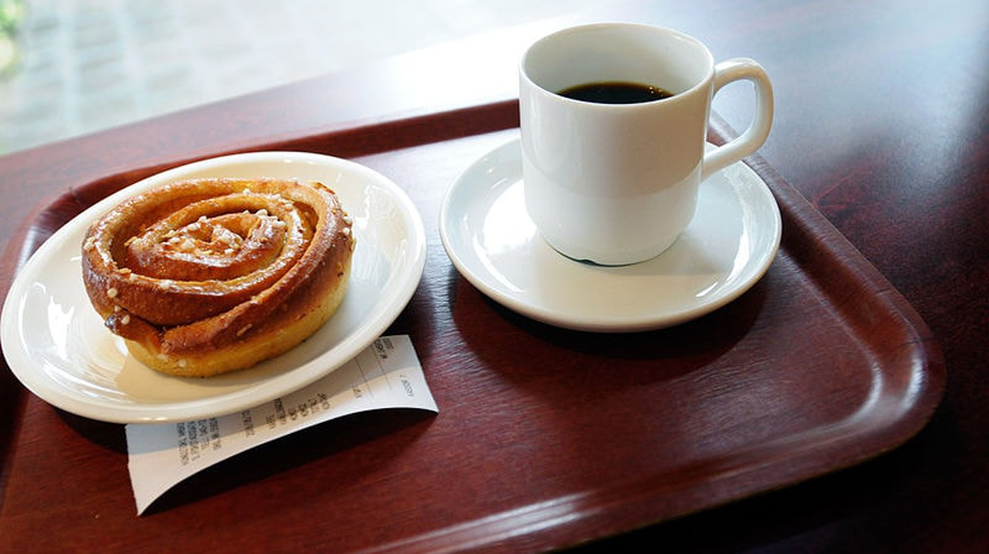 Fika's can be simple or they can be fancy, it doesn't matter | © Johannes Jansson / WikiCommons