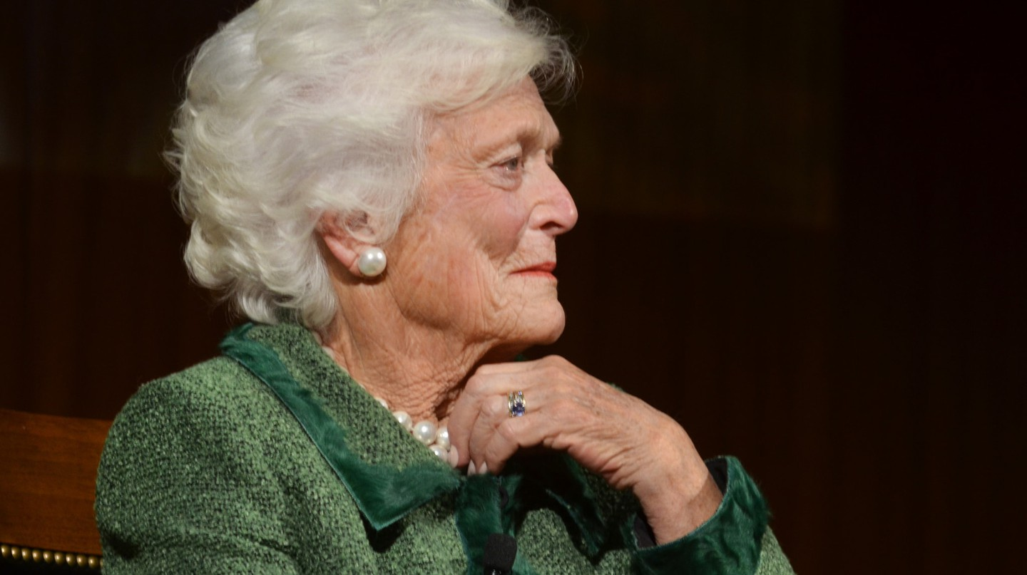 Remembering Barbara Bush: the 'Leading Light' of Houston