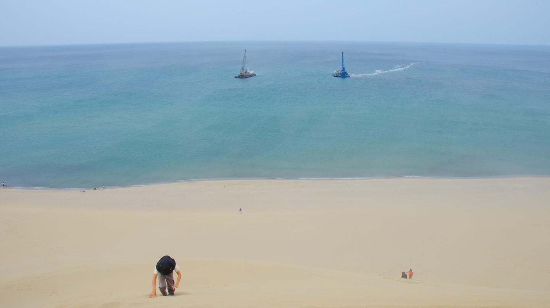 Tottori Sand Dunes | © cotaro70s / Flickr