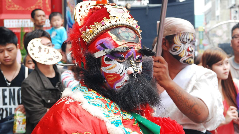 Cheng Kwei Parade