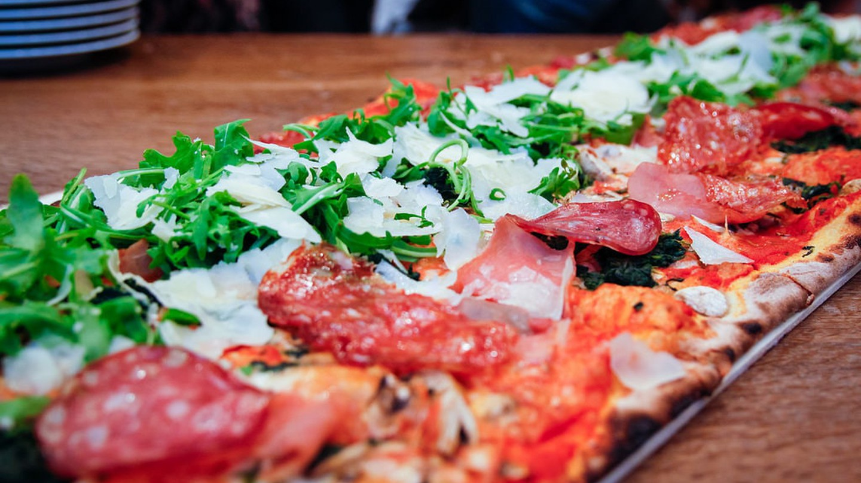 Find the best Italian pizza in Berlin