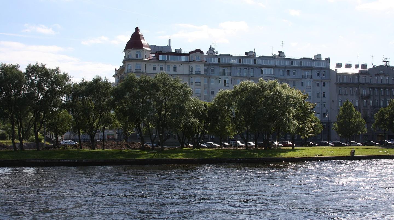 Martynov Embankment of Krestovsky Island | © Wikimedia Commons
