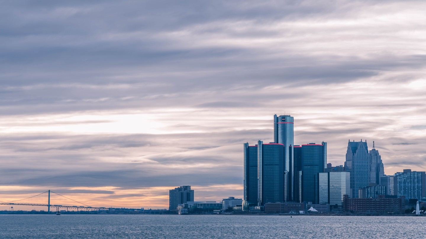 Detroit is the U.S.'s only city of design