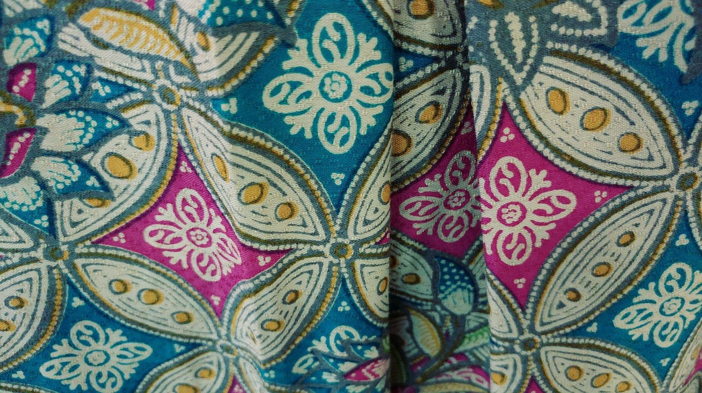 Batik, Indonesia's traditional fabric | © pisauikan / Pixabay