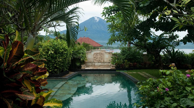 Beach house in Bali
