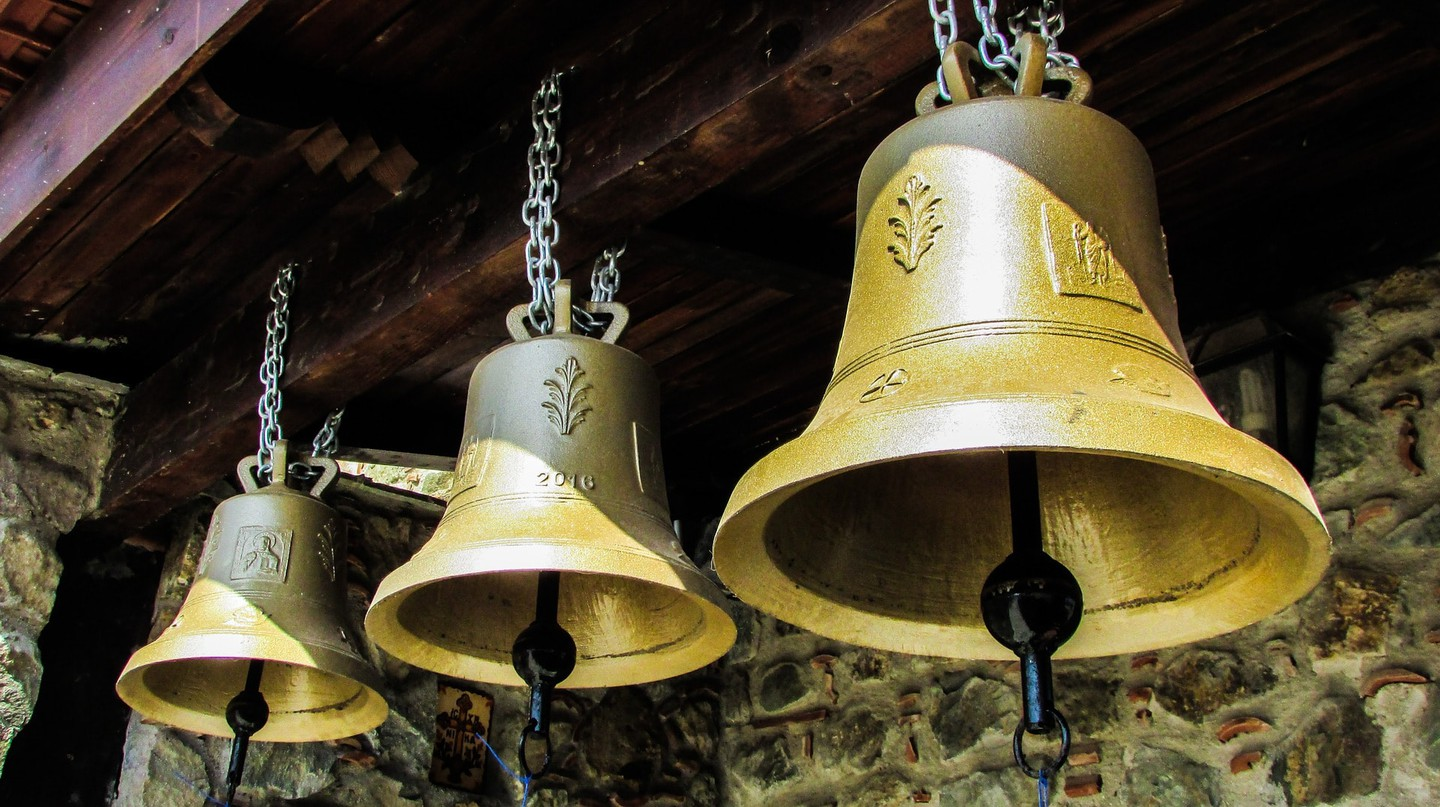 Small church bells