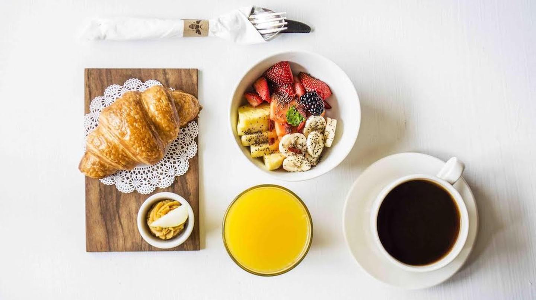 Breakfast in the city | Courtesy of Búlali Café y Respostería Artesanal
