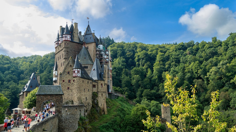 Eltz Castle | © herbert2512 / Pixabay