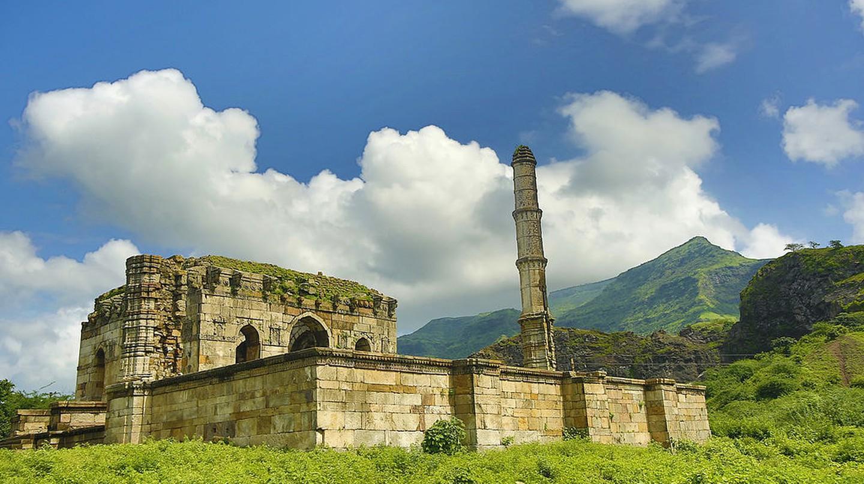 Masjid in Champaner-Pavagadh