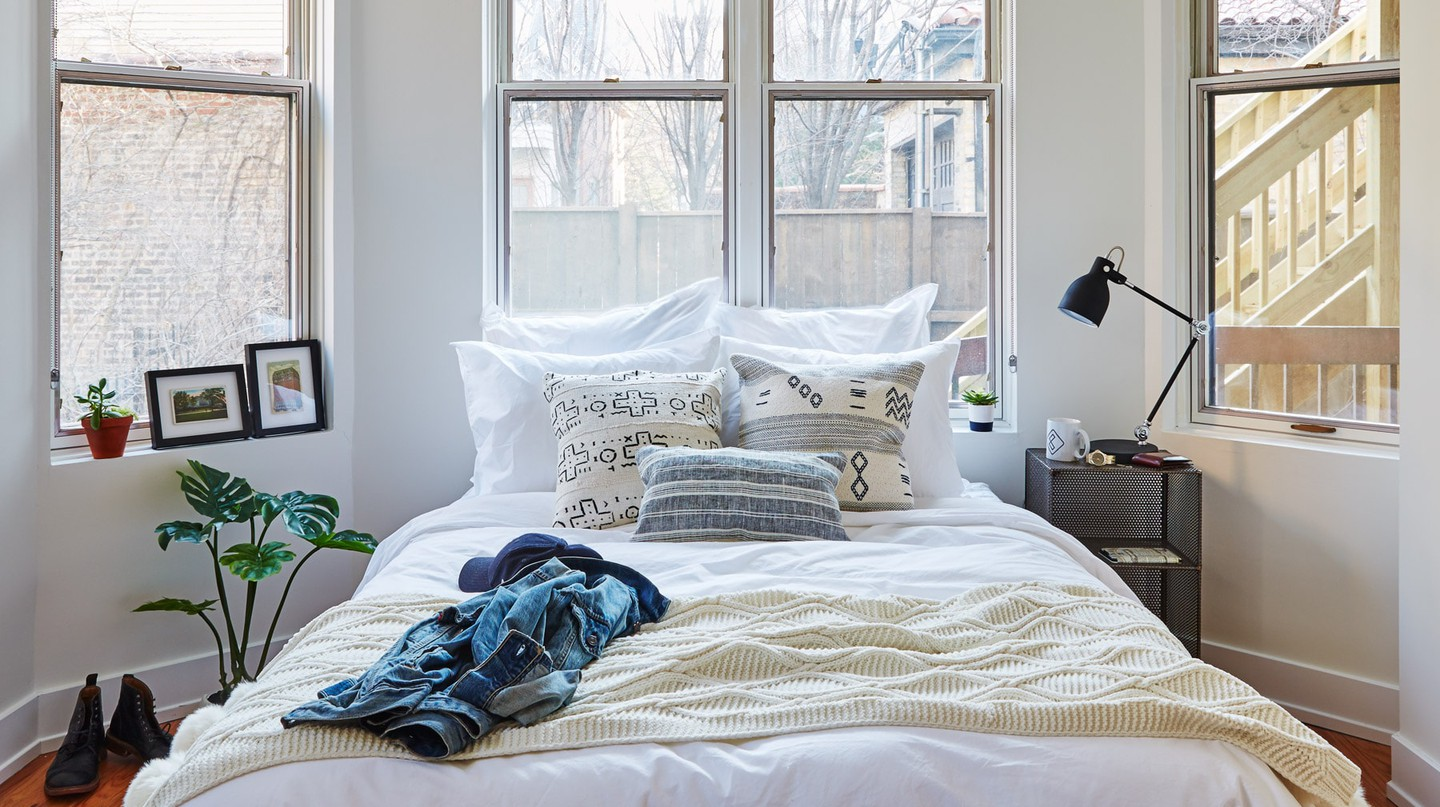 Co-living apartments usually come fully furnished