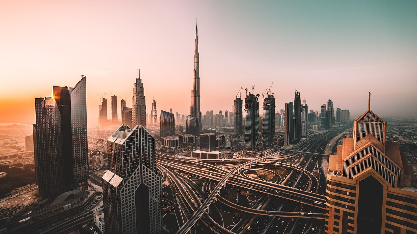 Dubai Skyline | © David Rodrigo/Unsplash