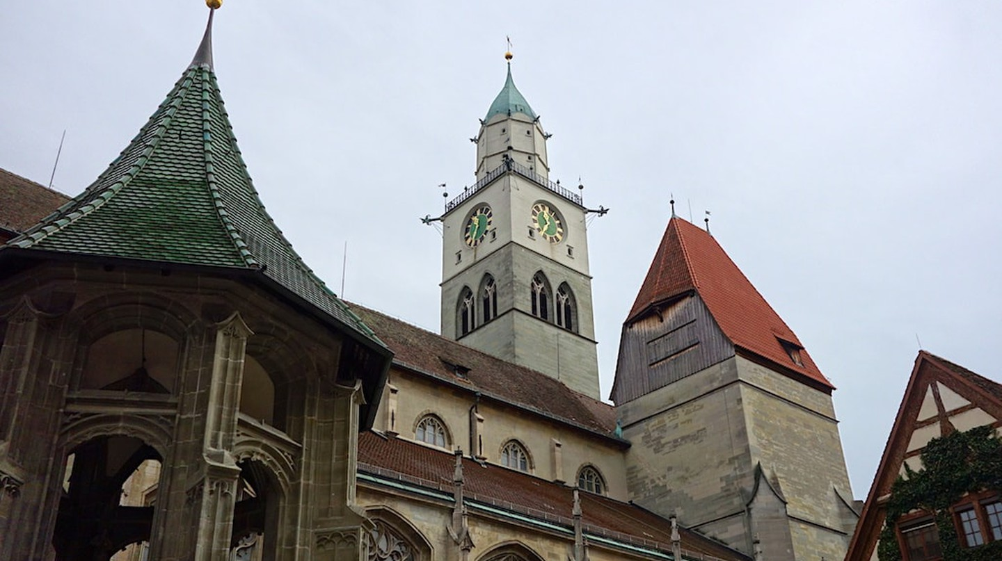 The church of St. Nikolaus looks out over the medieval town of Überlingen | © Feride-Yalav-Heckeroth