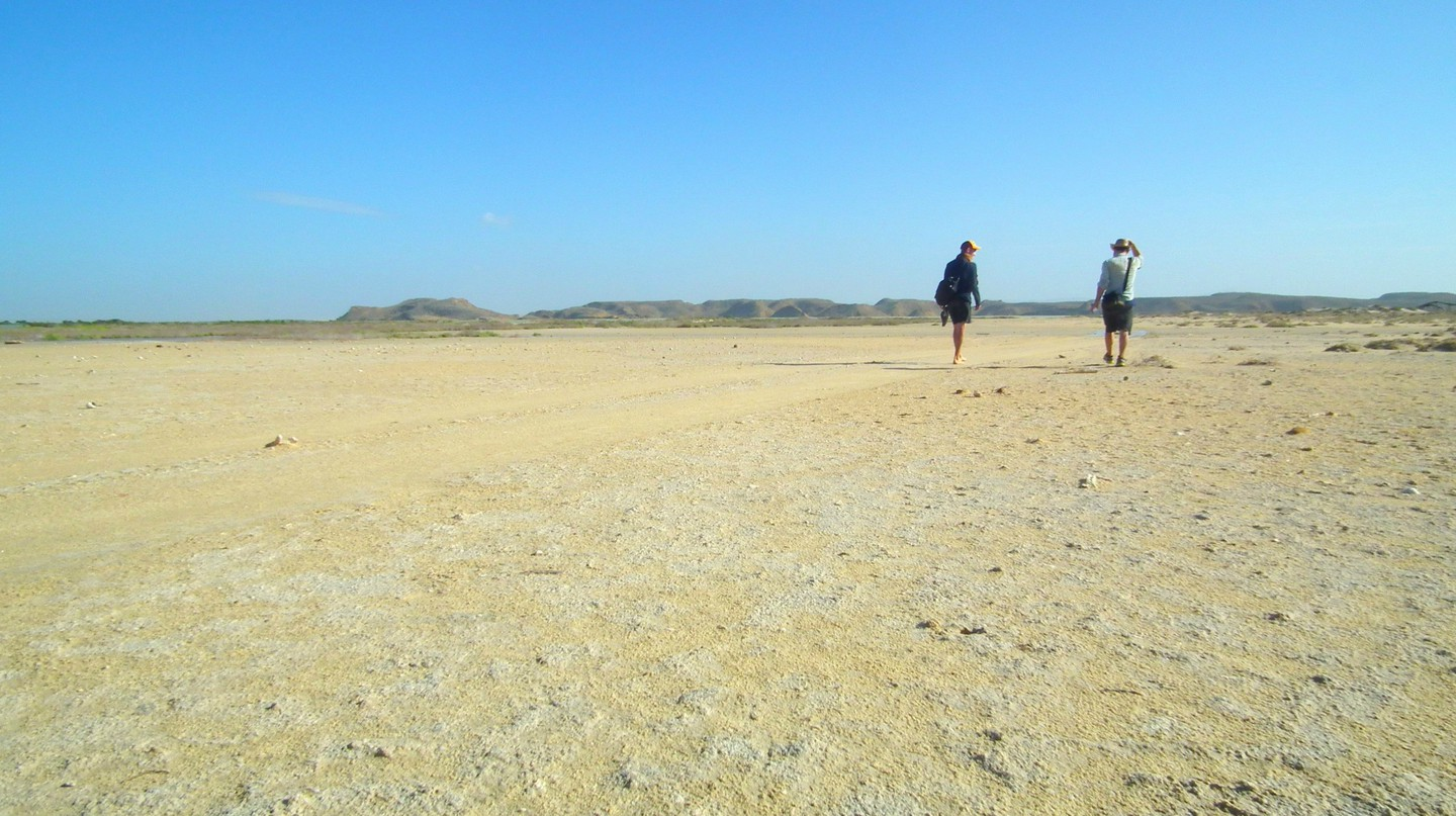 The Guajira Desert