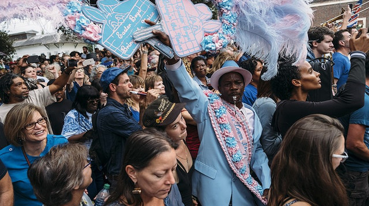 Everything You Need to Know About New Orleans' Second Line