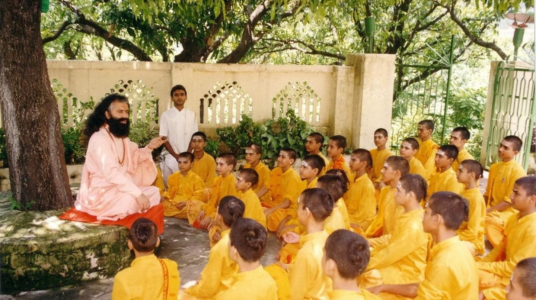 Gurukul at the Parmarth Niketan Ashram