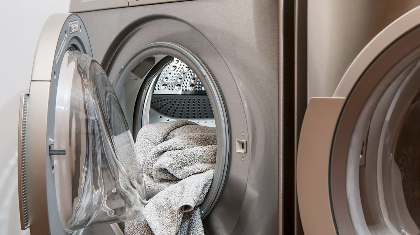 Why Doing Laundry Has Gotten A New Spin in Hong Kong